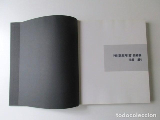 Libros de segunda mano: LIBRO GRAN FORMATO SOBRE LOS FOTÓGRAFOS DE LONDRES 1939-1994, MIKE SEABORNE, 1997 - Foto 8 - 68398717
