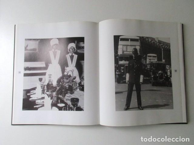 Libros de segunda mano: LIBRO GRAN FORMATO SOBRE LOS FOTÓGRAFOS DE LONDRES 1939-1994, MIKE SEABORNE, 1997 - Foto 10 - 68398717