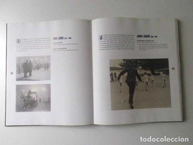 Libros de segunda mano: LIBRO GRAN FORMATO SOBRE LOS FOTÓGRAFOS DE LONDRES 1939-1994, MIKE SEABORNE, 1997 - Foto 14 - 68398717