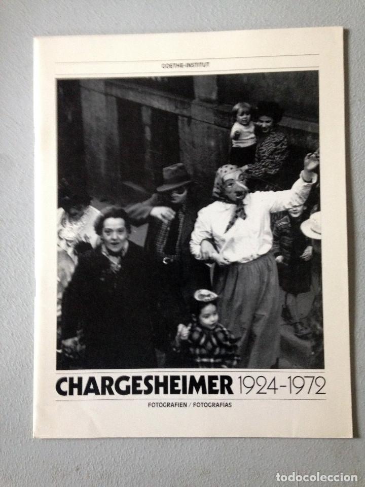CHARGESHEIMER 1924-1972 (Libros de Segunda Mano - Bellas artes, ocio y coleccionismo - Diseño y Fotografía)