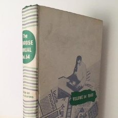Libros de segunda mano: THE PENROSE ANNUAL: A REVIEW OF THE GRAPHIC ARTS.1960. (VOL. 54). DISEÑO, ILUSTRACIONES, ENCARTES. Lote 68706097