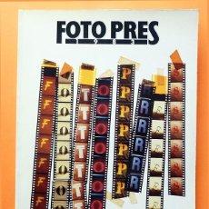 Libros de segunda mano: FOTOPRES 1983 - CATÁLOGO DE LA PRIMERA EDICIÓN DEL CERTAMEN FOTOGRÁFICO - NUEVO. Lote 68791845