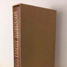 Libros de segunda mano: THE SWISS FAMILY ROBINSON. (EDICIÓN ESPECIAL (ILUSTRACIONES Y VIÑETAS DE DAVID GENTLEMAN.. Lote 68884261