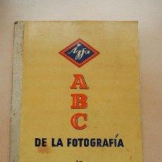 Libros de segunda mano: AGFA, ABC DE LA FOTOGRAFÍA, POR DR. H. G. WANDELT. Lote 69742901