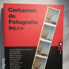 Libros de segunda mano: CERTAMEN DE FOTOGRAFÍA IN JUVE. Lote 70343205