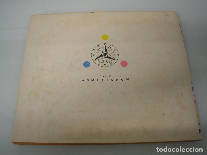 Libros de segunda mano: Armonimod - Color en la Moda - Autoselector armónico - L.E.D.A. 1970 - Publicidad - Ilustración - Foto 2 - 71845315