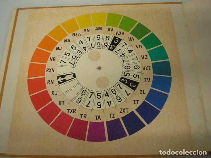Libros de segunda mano: Armonimod - Color en la Moda - Autoselector armónico - L.E.D.A. 1970 - Publicidad - Ilustración - Foto 3 - 71845315