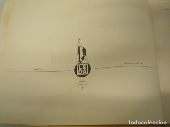 Libros de segunda mano: Armonimod - Color en la Moda - Autoselector armónico - L.E.D.A. 1970 - Publicidad - Ilustración - Foto 7 - 71845315