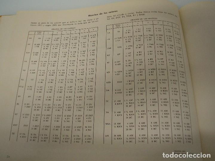 Libros de segunda mano: Armonimod - Color en la Moda - Autoselector armónico - L.E.D.A. 1970 - Publicidad - Ilustración - Foto 9 - 71845315