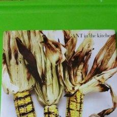 Libros de segunda mano: GANT IN THE KITCHEN ÁLBUM EN TAPAS DURAS DE ÉSTE MARAVILLOSO FOTÓGRAFO DEDICADO A LA ALTA COCINA. Lote 71860111