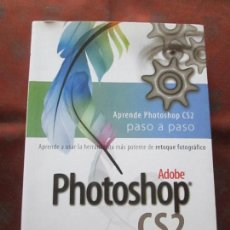 Libros de segunda mano: LIBRO-PHOTOSHOP CS2-ADOBE-TECNOBOOK-2006-ED.ALMUZARA-477 PÁGINAS-NUEVO-VER FOTOS.. Lote 72359987