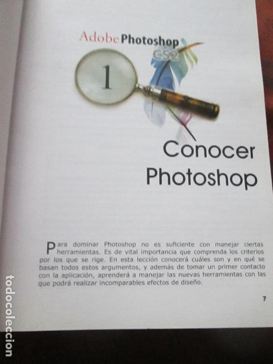 Libros de segunda mano: libro-photoshop cs2-adobe-tecnobook-2006-ed.almuzara-477 páginas-nuevo-ver fotos. - Foto 7 - 72359987