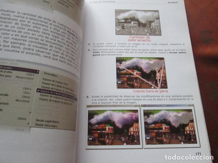 Libros de segunda mano: libro-photoshop cs2-adobe-tecnobook-2006-ed.almuzara-477 páginas-nuevo-ver fotos. - Foto 9 - 72359987