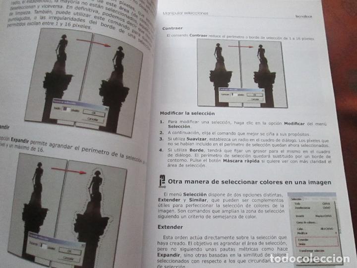 Libros de segunda mano: libro-photoshop cs2-adobe-tecnobook-2006-ed.almuzara-477 páginas-nuevo-ver fotos. - Foto 11 - 72359987