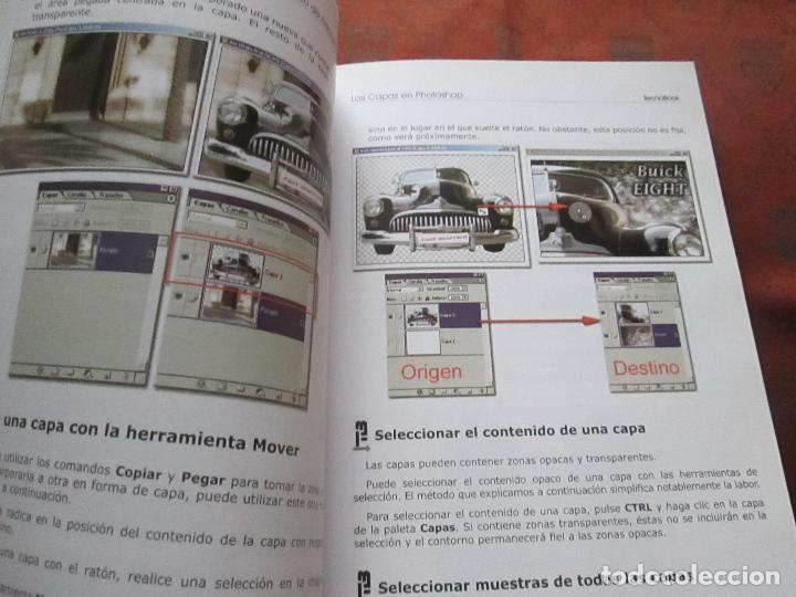 Libros de segunda mano: libro-photoshop cs2-adobe-tecnobook-2006-ed.almuzara-477 páginas-nuevo-ver fotos. - Foto 12 - 72359987