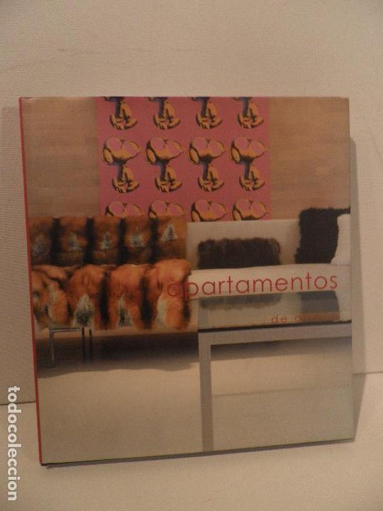 APARTAMENTOS DE DISEÑO KELLEY CHENG NARELLE YABUKA (Libros de Segunda Mano - Bellas artes, ocio y coleccionismo - Diseño y Fotografía)