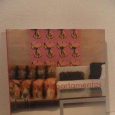 Libros de segunda mano: APARTAMENTOS DE DISEÑO KELLEY CHENG NARELLE YABUKA. Lote 73065475
