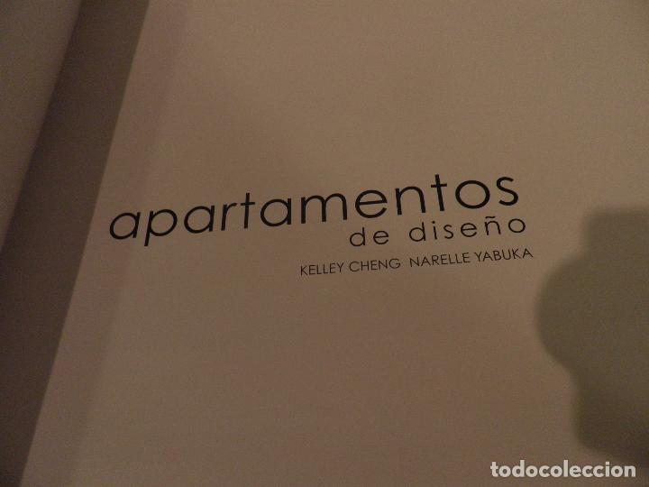Libros de segunda mano: APARTAMENTOS DE DISEÑO KELLEY CHENG NARELLE YABUKA - Foto 5 - 73065475
