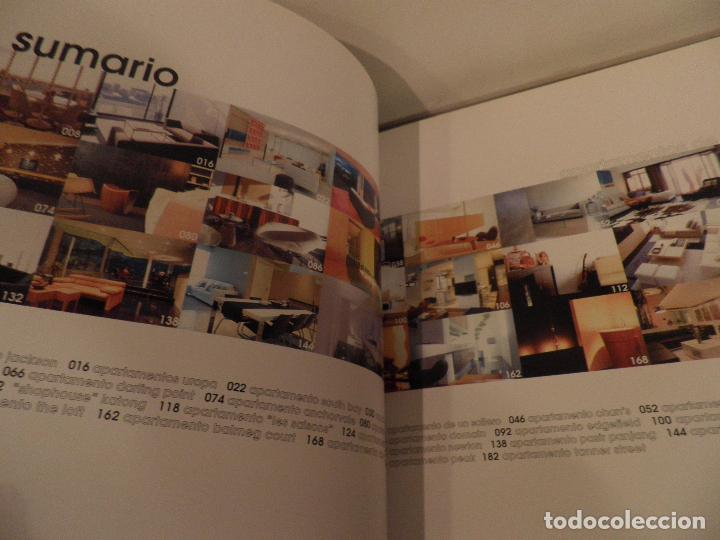 Libros de segunda mano: APARTAMENTOS DE DISEÑO KELLEY CHENG NARELLE YABUKA - Foto 6 - 73065475