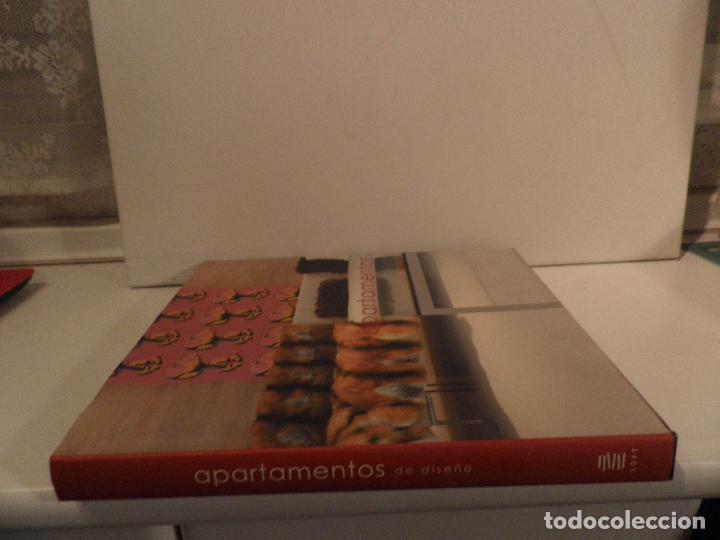 Libros de segunda mano: APARTAMENTOS DE DISEÑO KELLEY CHENG NARELLE YABUKA - Foto 18 - 73065475