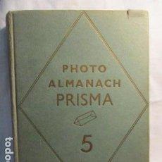 Libros de segunda mano: PHOTO ALMANACH PRISMA 5 . Lote 73547255