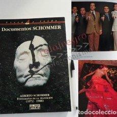 Libros de segunda mano: DOCUMENTOS SCHOMMER LIBRO FOTOGRAFÍAS DE LA TRANSICIÓN POLÍTICA ESPAÑA ALBERTO FOTOS ARTE FOTOGRAFÍA. Lote 73562495