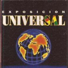 Libros de segunda mano: EXPOSICIÓN UNIVERSAL SEVILLA 1992 / GUIA DE LA EXPO '92 / ISLA DE LA CARTUJA / 1ª EDICIÓN. Lote 73715807