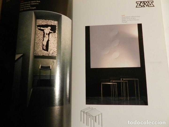 Libros de segunda mano: ZEUS, 20 ANNI DI PASSIONE : 1984-2004 MILANO, ZEUS 2004 DISEÑO DESIGN - Foto 2 - 74444747