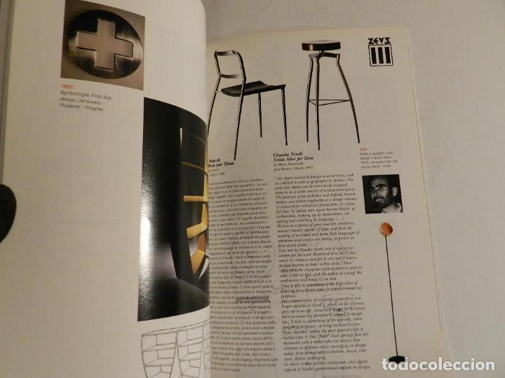 Libros de segunda mano: ZEUS, 20 ANNI DI PASSIONE : 1984-2004 MILANO, ZEUS 2004 DISEÑO DESIGN - Foto 4 - 74444747