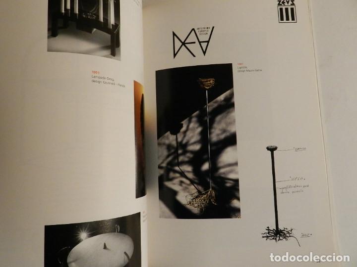 Libros de segunda mano: ZEUS, 20 ANNI DI PASSIONE : 1984-2004 MILANO, ZEUS 2004 DISEÑO DESIGN - Foto 5 - 74444747