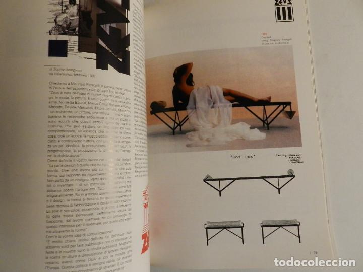 Libros de segunda mano: ZEUS, 20 ANNI DI PASSIONE : 1984-2004 MILANO, ZEUS 2004 DISEÑO DESIGN - Foto 6 - 74444747
