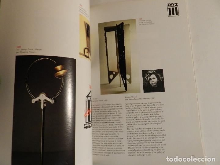 Libros de segunda mano: ZEUS, 20 ANNI DI PASSIONE : 1984-2004 MILANO, ZEUS 2004 DISEÑO DESIGN - Foto 7 - 74444747