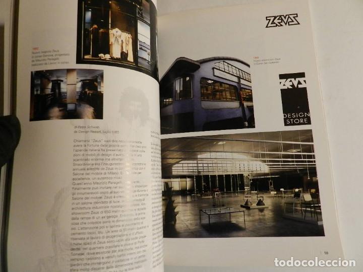 Libros de segunda mano: ZEUS, 20 ANNI DI PASSIONE : 1984-2004 MILANO, ZEUS 2004 DISEÑO DESIGN - Foto 8 - 74444747