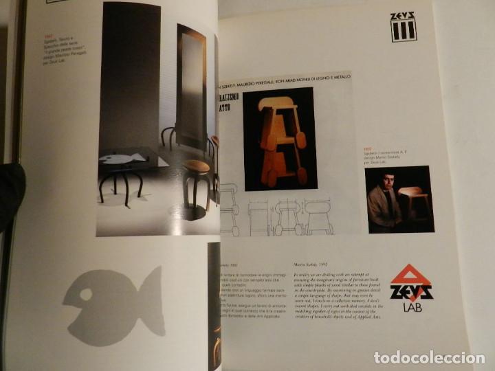 Libros de segunda mano: ZEUS, 20 ANNI DI PASSIONE : 1984-2004 MILANO, ZEUS 2004 DISEÑO DESIGN - Foto 9 - 74444747