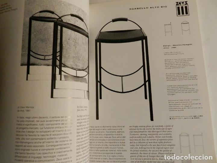 Libros de segunda mano: ZEUS, 20 ANNI DI PASSIONE : 1984-2004 MILANO, ZEUS 2004 DISEÑO DESIGN - Foto 10 - 74444747