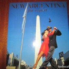 Libros de segunda mano: ALDO SESSA--NEW ARGENTINA. Lote 147520400