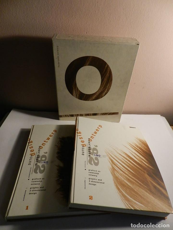DUTCH DESIGN / NEDERLANDS ONTWERP 1992 DISEÑO (Libros de Segunda Mano - Bellas artes, ocio y coleccionismo - Diseño y Fotografía)