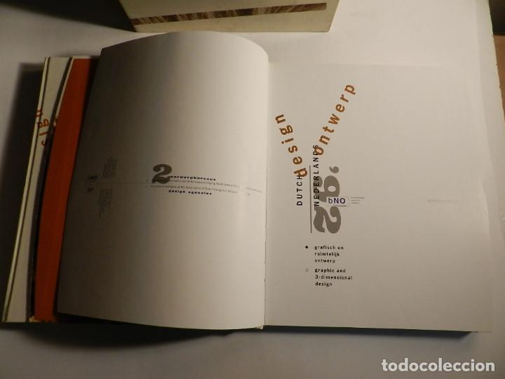 Libros de segunda mano: DUTCH DESIGN / NEDERLANDS ONTWERP 1992 DISEÑO - Foto 9 - 75502819