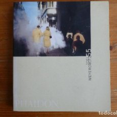 Libros de segunda mano: JOEL MEYEROWITZ (PHAIDON 55'S) EDITORIAL: PHAIDON PRESS LTD (2001) SIN PAGINAR.. Lote 76775443