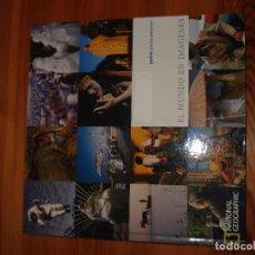 Libros de segunda mano: LIBRO EL MUNDO EN IMÁGENES DE NATIONALGEOGRAPHIC. Lote 77697181