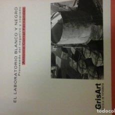 Libros de segunda mano: EL LABORATORIO BLANCO Y NEGRO. Lote 77814705