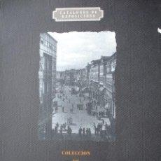 Libros de segunda mano: COLECCION POSTAIS A CORUÑA 1900-40.1992.215 PG FOLIO POSTALES MUY ILUSTRADO FOTOGRAFIA. Lote 78523845