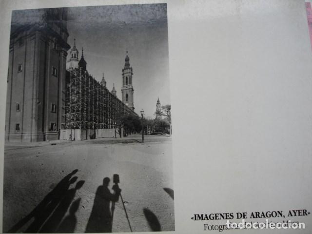 IMAGENES DE ARAGON AYER ARCHIVO MORA.1986-134 PG PG ILUSTRADO FOTOGRAFIA (Libros de Segunda Mano - Bellas artes, ocio y coleccionismo - Diseño y Fotografía)