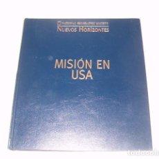 Libros de segunda mano: PRHT J. VESILIND. MISIÓN EN USA. RMT79462. . Lote 80299829