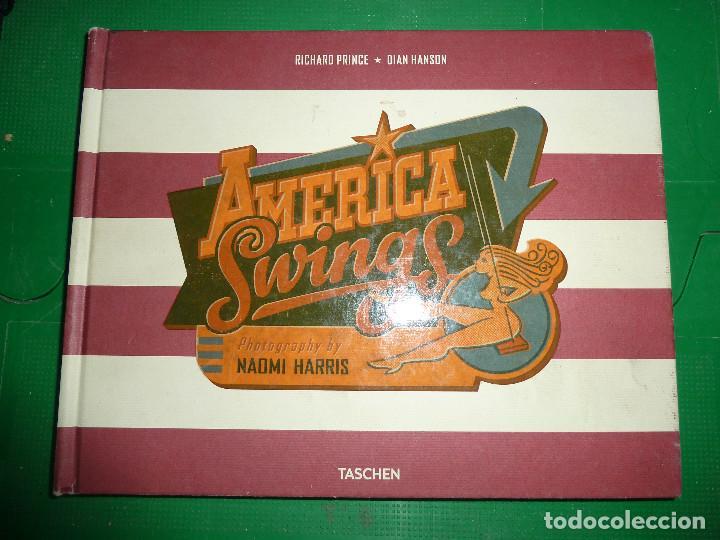 Libros de segunda mano: AMERICA SWINGS - NAOMI HARRIS - Foto 2 - 98358514