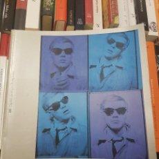 Libros de segunda mano: ANDY WARHOL RETROSPECTIVE. ILUSTRADO,475 PÁGINAS. EN FRANCÉS. Lote 81685616