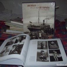 Libros de segunda mano: UN SIGLO EN LA VIDA DE ESPAÑA.OCIO Y VIDA COTIDIANA EN EL SIGLO XX. LORENZO DÍAZ. 2001. UNA JOYA!!!!. Lote 162323396