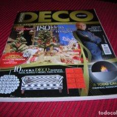 Libros de segunda mano: REVISTA .DECO Nº 3 AÑO 2013.MUY INTERESANTE.. Lote 83032468