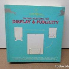 Libros de segunda mano: DISPLAY - PUBLICITY + CD - COMO NUEVO. Lote 83729268