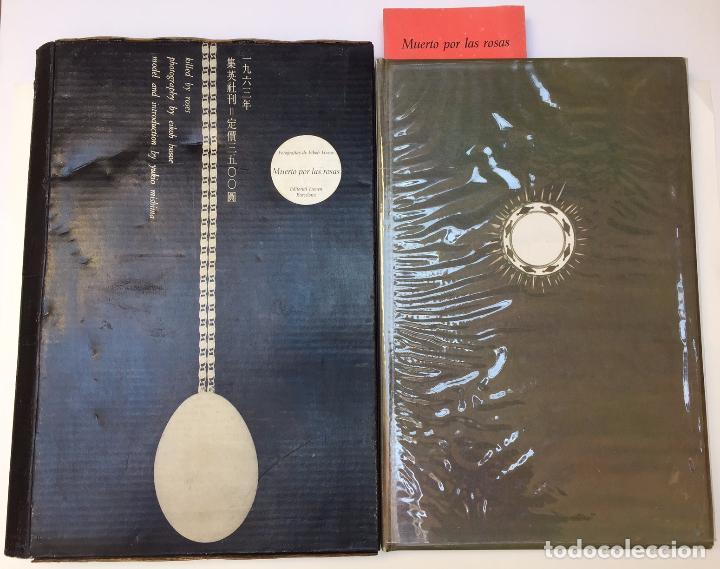 Libros de segunda mano: Hosoe ; Mishima. Barakei = Killed by Roses = Muerto por las rosas.1963 Fotolibro japonés (Lumen) - Foto 2 - 84630228